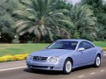 Mercedes-Benz S-klasseS-klasse Coupe (C215)