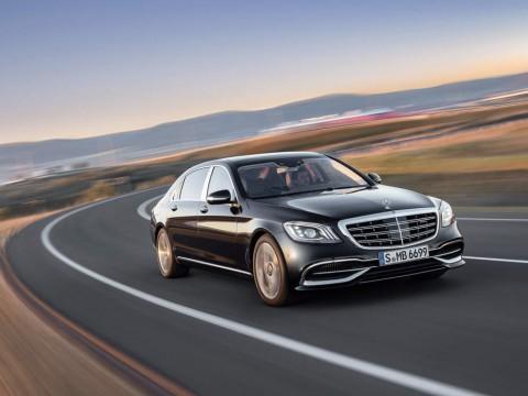Caractéristiques techniques de Mercedes-Benz S-klasse VI (W222,C217)