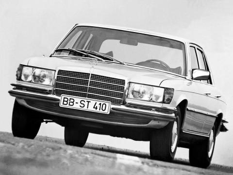 Τεχνικά χαρακτηριστικά για Mercedes-Benz S-klasse (W116)