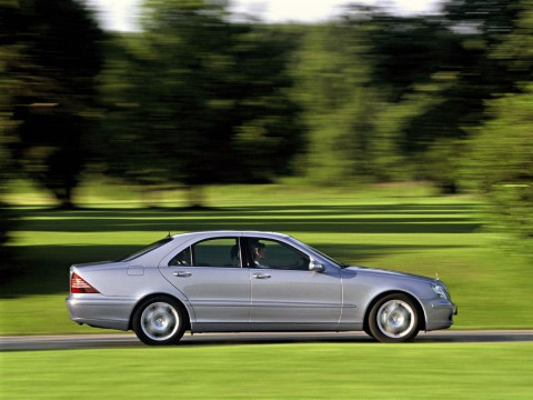 Technical specifications and characteristics for【Mercedes-Benz S-klasse (W220)】