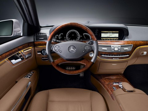 Technical specifications and characteristics for【Mercedes-Benz S-klasse (W221)】