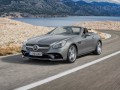 Technical specifications of the car and fuel economy of Mercedes-Benz SLC-klasse