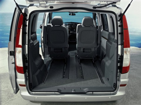 Technical specifications and characteristics for【Mercedes-Benz Viano (639)】