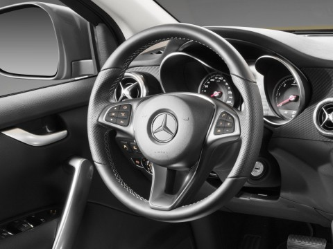 Technical specifications and characteristics for【Mercedes-Benz X-classe】