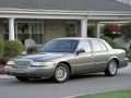Technical specifications of the car and fuel economy of Mercury Grand Marquis
