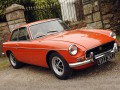 Technical specifications of the car and fuel economy of MG MGB