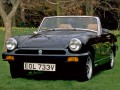 Technical specifications of the car and fuel economy of MG Midget