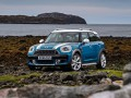 Technical specifications of the car and fuel economy of Mini Countryman