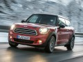 Technical specifications of the car and fuel economy of Mini Paceman