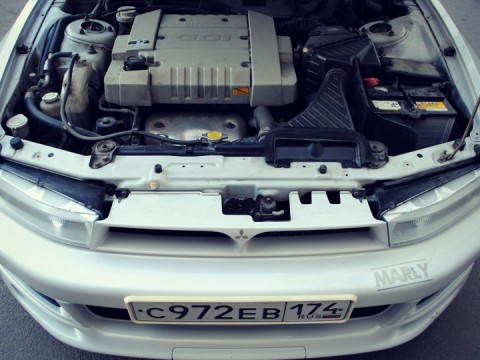 Technical specifications and characteristics for【Mitsubishi Aspire (EAO)】