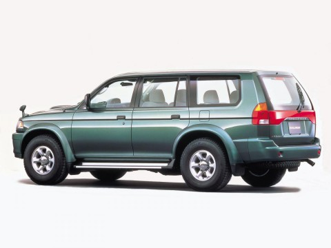 Technical specifications and characteristics for【Mitsubishi Challenger (W)】