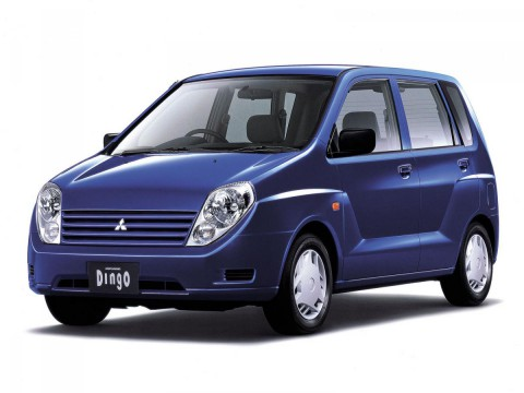Technical specifications and characteristics for【Mitsubishi Dingo (CJ)】