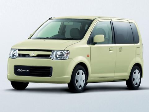 Technische Daten und Spezifikationen für Mitsubishi EK Wagon