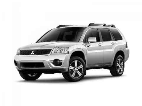 Technical specifications and characteristics for【Mitsubishi Endeavor】