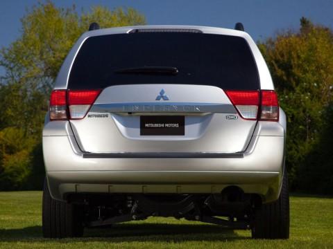 Mitsubishi Endeavor teknik özellikleri
