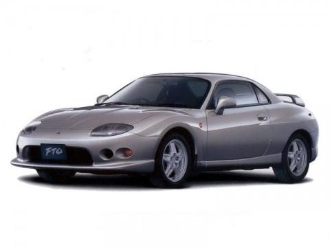 Especificaciones técnicas de Mitsubishi FTO (E-DE3A)