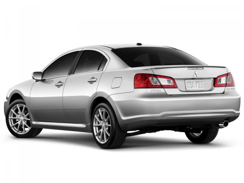 Technical specifications and characteristics for【Mitsubishi Galant IX】