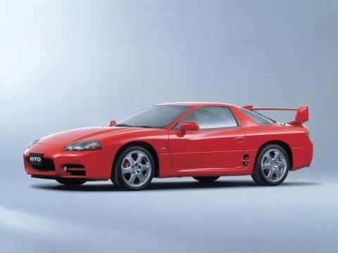 Technical specifications and characteristics for【Mitsubishi GTO (Z16)】