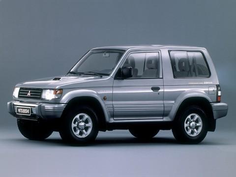 Caractéristiques techniques de Mitsubishi Pajero II Metal TOP (V2_W,V4_W)