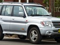 Caratteristiche tecniche di Mitsubishi Pajero IO (H60)