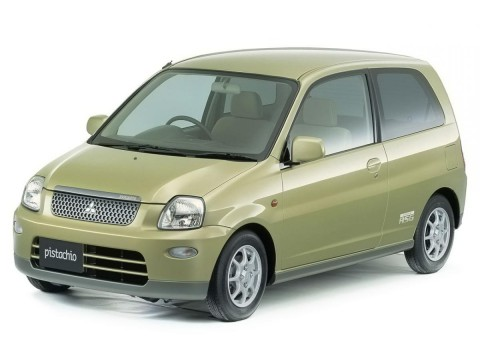 Technical specifications and characteristics for【Mitsubishi Pistachio】