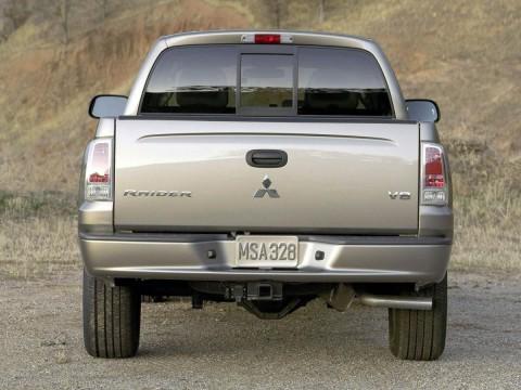 Technische Daten und Spezifikationen für Mitsubishi Raider