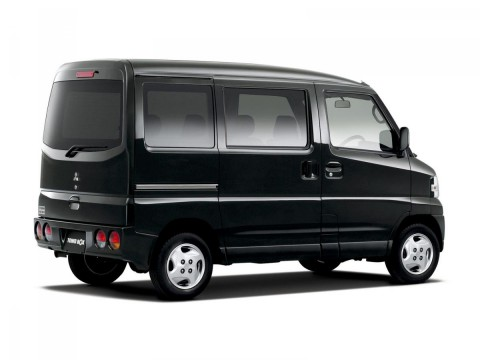 Technical specifications and characteristics for【Mitsubishi Town Box】