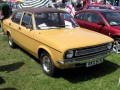 Technical specifications of the car and fuel economy of Morris Marina