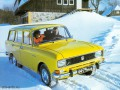 Technical specifications of the car and fuel economy of Moskvich 2136 Kombi