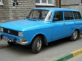 Technical specifications of the car and fuel economy of Moskvich 2137 Kombi
