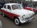 Technical specifications of the car and fuel economy of Moskvich 402