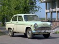 Technical specifications of the car and fuel economy of Moskvich 407