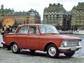 Technical specifications of the car and fuel economy of Moskvich 408