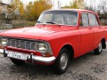 Technical specifications of the car and fuel economy of Moskvich 412