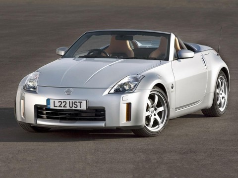 Technical specifications and characteristics for【Nissan 350Z Roadster (Z33)】