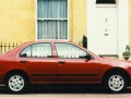 Nissan Almera Almera I (N15) 2.0 D (75 Hp) full technical specifications and fuel consumption