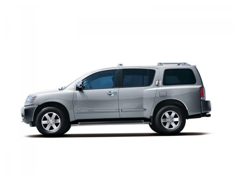 Technical specifications and characteristics for【Nissan Armada】