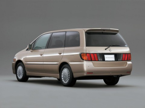 Technical specifications and characteristics for【Nissan Bassara】
