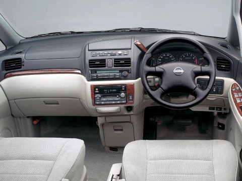 Especificaciones técnicas de Nissan Bassara