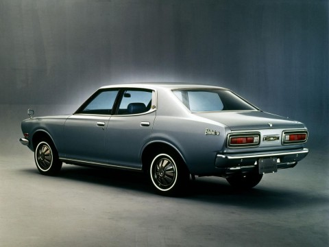 Technical specifications and characteristics for【Nissan Bluebird (B610)】
