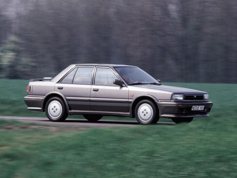 Technical specifications and characteristics for【Nissan Bluebird (t72 ,t12)】