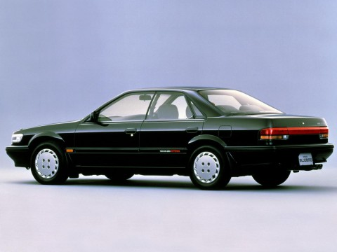 Technical specifications and characteristics for【Nissan Bluebird (U12)】