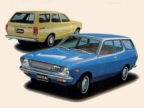Caratteristiche tecniche di Nissan Datsun 140 Y Combi (HLB310)