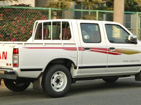 Technical specifications and characteristics for【Nissan Datsun (MD22)】