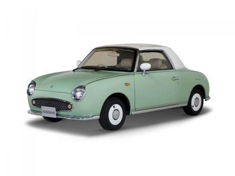 Technical specifications and characteristics for【Nissan Figaro】