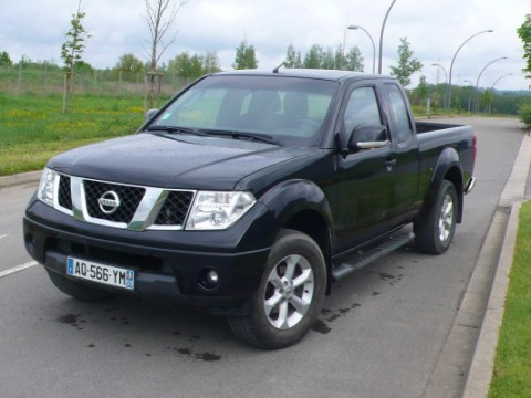 Technical specifications and characteristics for【Nissan King Cab】