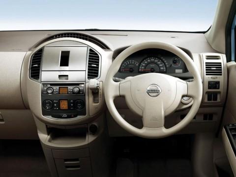 Nissan Lafesta teknik özellikleri