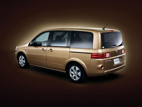 Technical specifications and characteristics for【Nissan Lafesta】