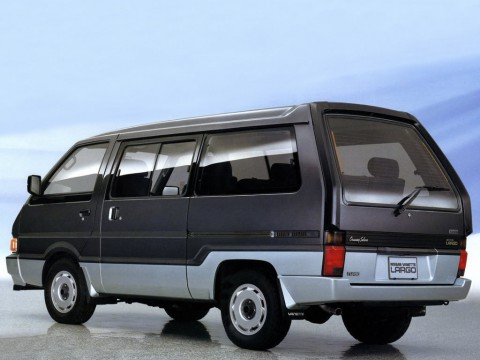 Technical specifications and characteristics for【Nissan Largo (W30)】