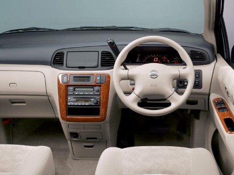 Technical specifications and characteristics for【Nissan Liberty (M12)】